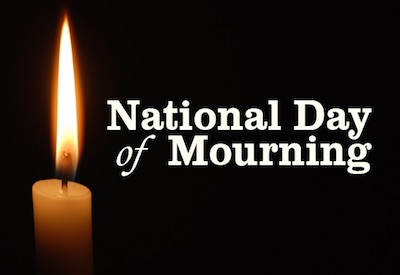 2017 Day of Mourning: April 28