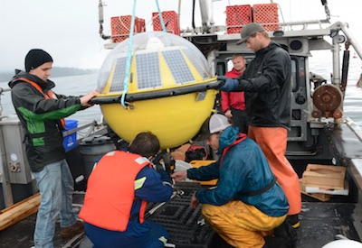 Scientists Map BC's Wave Energy Potential