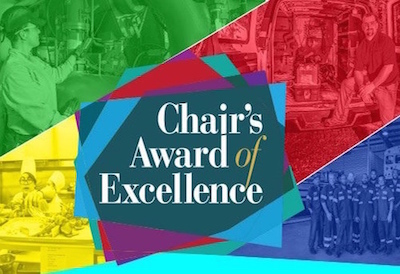 Trades College Announces Winners of Inaugural Chair's Award of Excellence