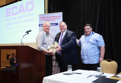 Submit Your Nomination for ECAO's R.H. (Hugh) Carroll Safety Awards PHOTO: <a href=
