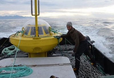 BC Funding Supports Wave Energy Research
