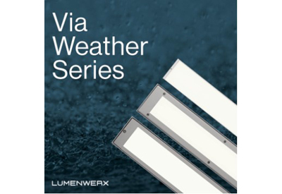 Lumenwerx Via Weather Series