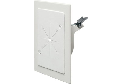 Cable Entry Bracket with Slotted Cover