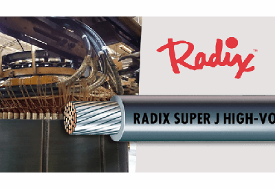 Radix Wire's Super J Silicone Cable