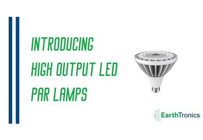 LDS EarthTronic ParLamps 400